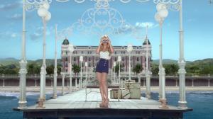 Shakira dans Publicité pour Costa Croisieres - 29/12/15 - 09