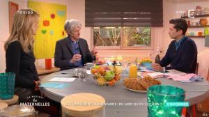 Agathe Lecaron dans la Maison des Maternelles - 01/03/17 - 01