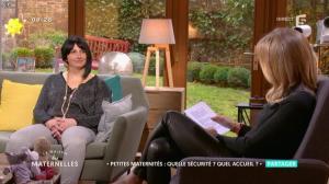 Agathe Lecaron dans la Maison des Maternelles - 01/03/17 - 03