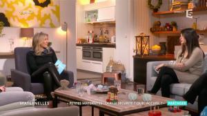 Agathe Lecaron dans la Maison des Maternelles - 01/03/17 - 07