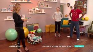 Agathe Lecaron dans la Maison des Maternelles - 01/03/17 - 09