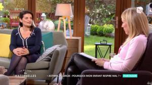 Agathe Lecaron dans la Maison des Maternelles - 04/04/17 - 05