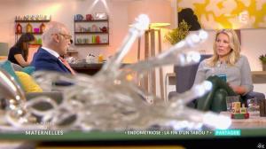 Agathe Lecaron dans la Maison des Maternelles - 08/03/17 - 07