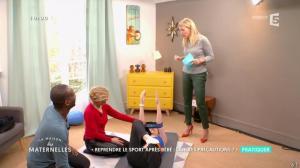 Agathe Lecaron dans la Maison des Maternelles - 08/03/17 - 12