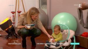 Agathe Lecaron dans la Maison des Maternelles - 16/01/17 - 08
