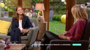 Agathe Lecaron dans la Maison des Maternelles - 16/05/17 - 02