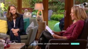 Agathe Lecaron dans la Maison des Maternelles - 16/05/17 - 06