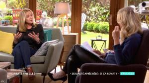 Agathe Lecaron dans la Maison des Maternelles - 31/03/17 - 06