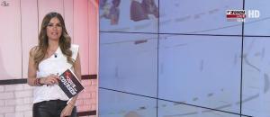 Amélie Bitoun dans un Jour aux Courses - 03/04/17 - 06