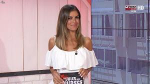 Amélie Bitoun dans un Jour aux Courses - 04/07/17 - 04
