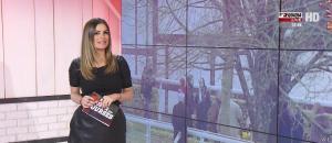 Amélie Bitoun dans un Jour aux Courses - 08/03/17 - 04