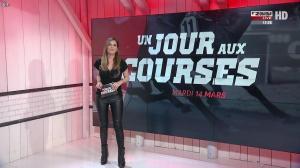 Amélie Bitoun dans un Jour aux Courses - 14/03/17 - 01