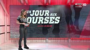 Amélie Bitoun dans un Jour aux Courses - 21/03/17 - 01