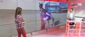 Amélie Bitoun dans un Jour aux Courses - 27/02/17 - 01