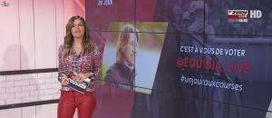Amélie Bitoun dans un Jour aux Courses - 27/02/17 - 02