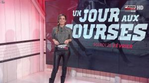 Amélie Bitoun dans un Jour aux Courses - 28/02/17 - 01