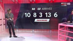 Amélie Bitoun dans un Jour aux Courses - 28/02/17 - 06