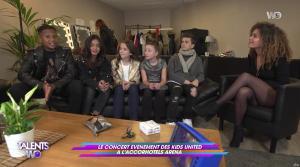 Anais Grangerac dans Talents W9 - 30/12/17 - 03
