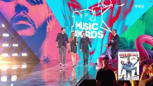 Andy Raconte dans les NRJ Music Awards - 04/11/17 - 01