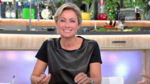 Anne-Sophie Lapix dans C à Vous - 13/10/16 - 06