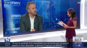 Aurélie Casse au 20h - 26/03/17 - 02