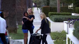 Ayem Nour et Caroline Receveur dans Hollywood Girls - 20/11/17 - 01