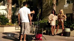 Ayem Nour et Caroline Receveur dans Hollywood Girls - 20/11/17 - 06