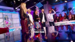 Ayem Nour et Emilie Picch dans le Mad Mag - 30/10/17 - 02