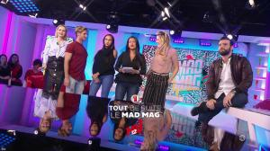 Ayem Nour et Tatiana Laurens Delarue dans le Mad Mag - 14/11/17 - 01