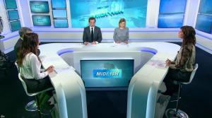 Candice Mahout dans le Midi-15h - 19/12/17 - 01