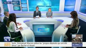 Candice Mahout dans le Midi-15h - 19/12/17 - 02