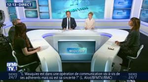Candice Mahout dans le Midi-15h - 20/11/17 - 01
