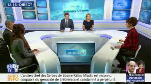 Candice Mahout dans le Midi-15h - 22/11/17 - 01