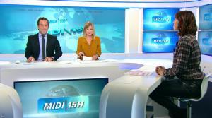 Candice Mahout dans le Midi-15h - 27/11/17 - 01