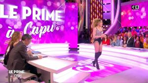 Capucine Anav et Caroline Ithurbide dans le Prime à Capu - 10/03/17 - 11