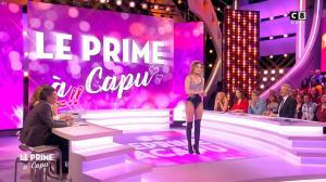 Capucine Anav dans le Prime à Capu - 10/03/17 - 09