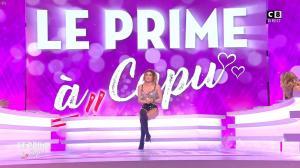 Capucine Anav dans le Prime à Capu - 10/03/17 - 15