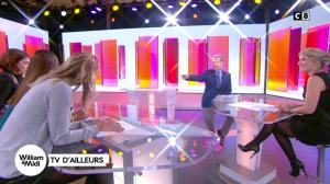 Caroline Delage dans William à Midi - 05/10/17 - 08