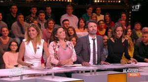 Caroline Ithurbide dans c'est Que de la Télé - 01/12/17 - 01