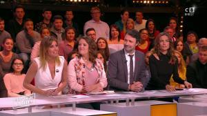 Caroline Ithurbide dans c'est Que de la Télé - 01/12/17 - 02