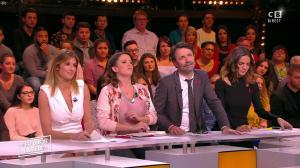 Caroline Ithurbide dans c'est Que de la Télé - 01/12/17 - 03