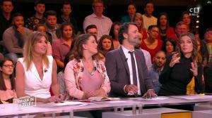 Caroline Ithurbide dans c'est Que de la Télé - 01/12/17 - 04