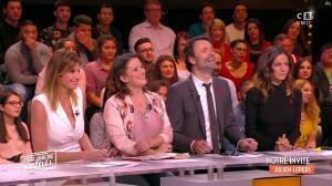 Caroline Ithurbide dans c'est Que de la Télé - 01/12/17 - 05