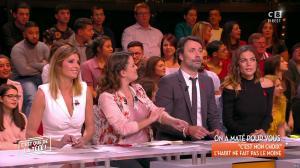 Caroline Ithurbide dans c'est Que de la Télé - 01/12/17 - 07