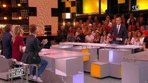 Caroline Ithurbide dans c'est Que de la Télé - 25/10/17 - 02