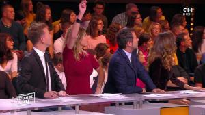Caroline Ithurbide dans c'est Que de la Télé - 25/10/17 - 03