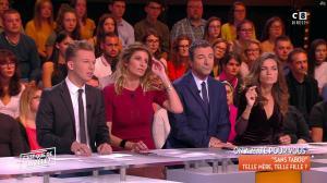 Caroline Ithurbide dans c'est Que de la Télé - 25/10/17 - 04