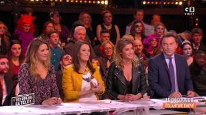 Caroline Ithurbide dans c'est Que de la Télé - 31/10/17 - 01