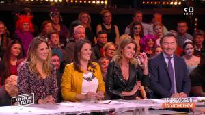 Caroline Ithurbide dans c'est Que de la Télé - 31/10/17 - 02