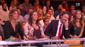 Caroline Ithurbide et FrancesÇa Antoniotti dans c'est Que de la Télé - 15/11/17 - 02